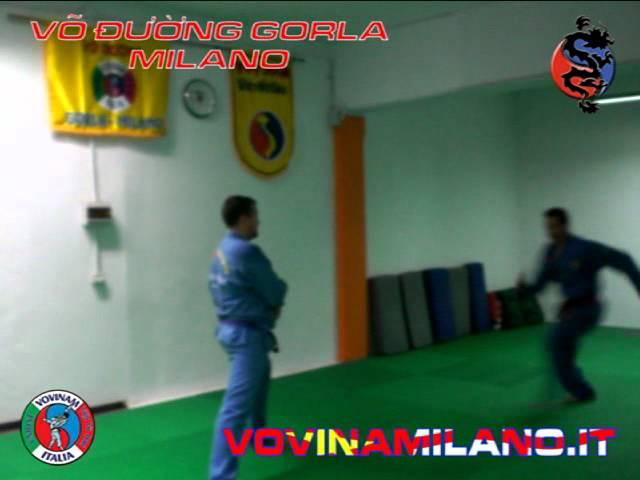 Play with Vovinam - Vo Duong Gorla Milano - Unione Vovinam Viet Vo Dao Italia