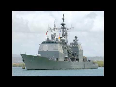 27 моряков США уволились после того, как увидели р�
