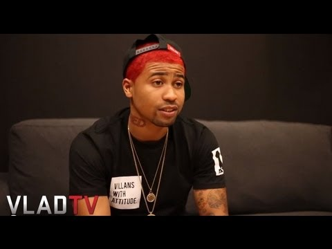 Kid Red Addresses Chris Brown's Gang Affiliation