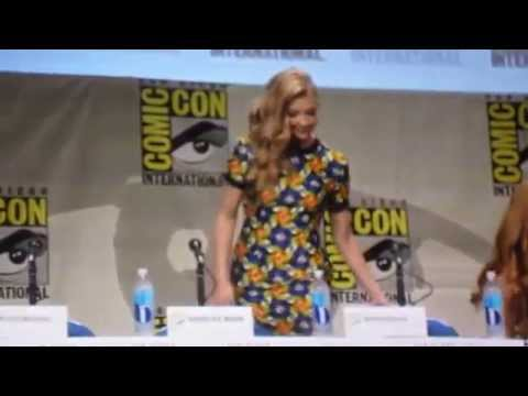 San Diego Comic Con 2014 - Panel Game of Thrones - Intro Talent