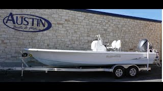 2019 Blue Wave 2400 Pure Bay for sale at Austin Boats & Motors.