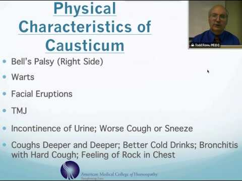 Causticum: Homeopathic Medicine -Tips For Beginners