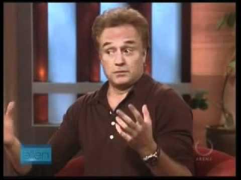 Bradley Whitford on Ellen september 18 2006