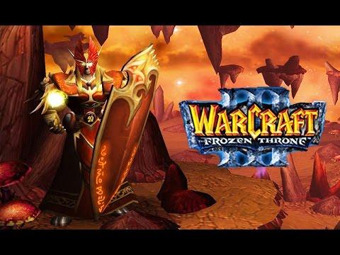 Фильм WarCraft 3: Frozen Throne, Часть 2: Проклятие Мстителей (Кель и Вайши) [60fps, 1080p]