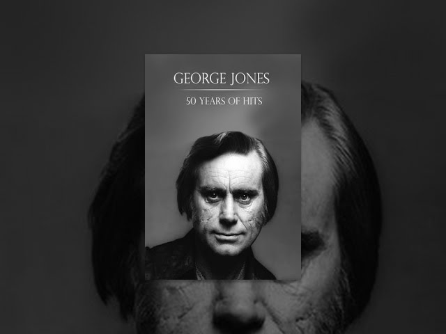 George Jones - 50 Years Of Hits