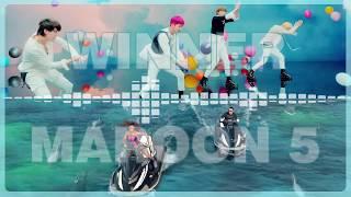 WINNER ft. Maroon 5 (Millions x What Lovers Do ft. SZA)