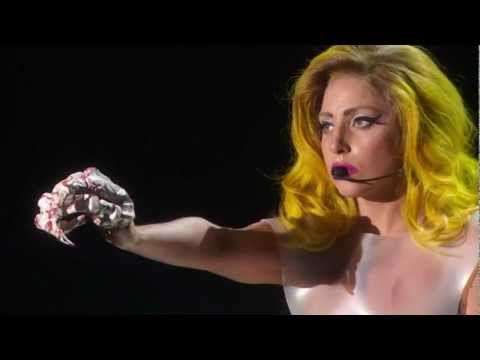 Hbo Lady GaGa presents the Monster Ball Tour Speech+Boys Boys Boys HD 3D Music Videos