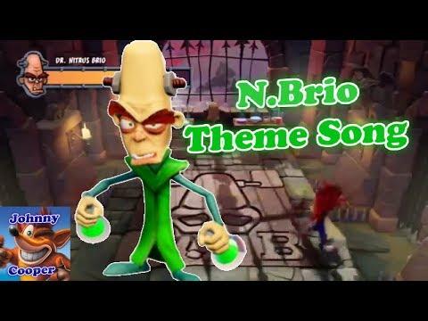 Dr.N.Brio Theme Song | Crash Bandicoot N.Sane Trilogy