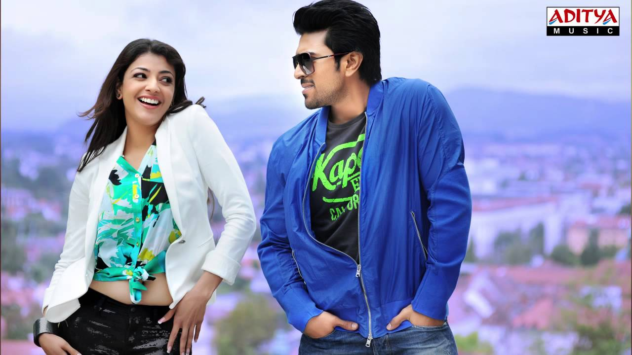 Naayak Naayak Movie Promo Song - Hey