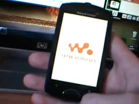 Как прошить Sony Ericsson Live with Walkman на Android 4.0 ICS