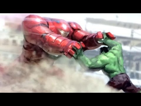 Avengers 2 - Mark Ruffalo On Hulk Vs. Iron Man - Comic Con 2014 video