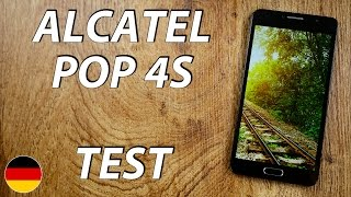 Alcatel Pop 4S Test (deutsch)
