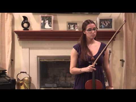 Bartok- Viola Concerto Movt. 1