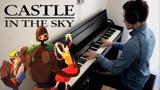 CASTLE IN THE SKY - Main Theme (Piano Cover)