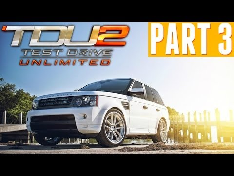 Test Drive Unlimited 2 - #3 My New Crib & Range Rover Sport - EK Plays