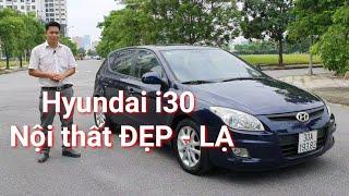 (Đã bán) Hyundai i30 1.6 A/T 2008💥 Xe đẹp hơn với nội thất khác lạ
