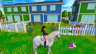 Unlocking Epona !  New Map Area Quest Star Stable Online Horse Video Game Let's Play