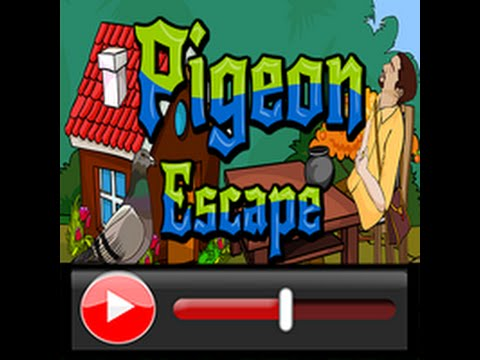 Pigeon Escape Walkthrough