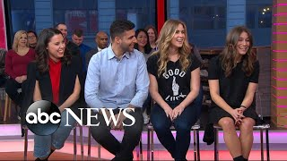 Friends help their BFF try to find the perfect Valentine's match | GMA