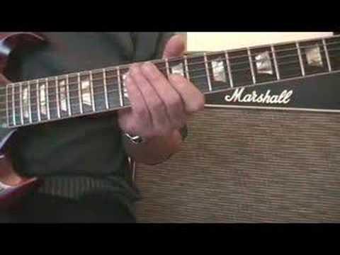 Ollie Halsall style 5 Mid - speed legato