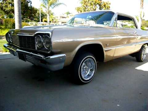 64 IMPALA LOWRIDER Video