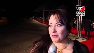 هند عاكف: الشعب كله كان متعطش لعودة مهرجان القاهرة السينمائي