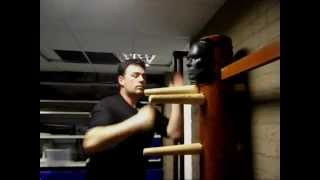 My own personal Urban Jeet Kune Do Training