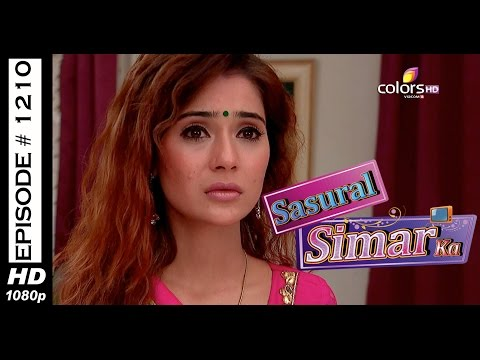 Sasural Simar Ka - 20th June 2015 - ससुराल सीमर का - Full Episode (HD) thumbnail