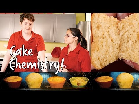 How to bake a cake, with science! | Do Try This At Home | At-Bristol Science Centre