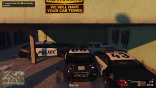 Police Brutality at Vespucci Beach