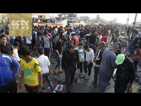 Twin suicide bombing kills 70 in Baghdad