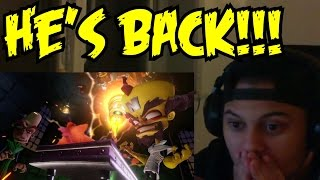 Crash Bandicoot N. Sane Trilogy Playstation Experience 2016 REACTION!!!