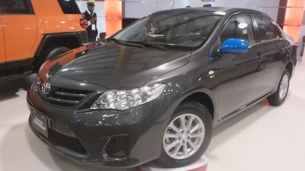 Toyota Corolla XLI 2013 Saln Automvil Bogota 2012 FULL
