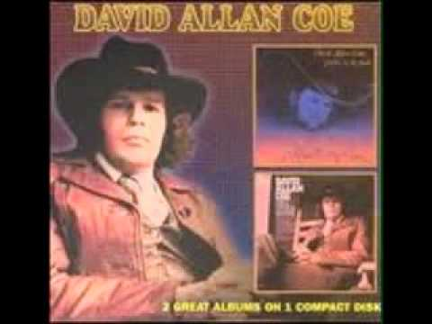 David Allen Coe - Heaven Only Knows