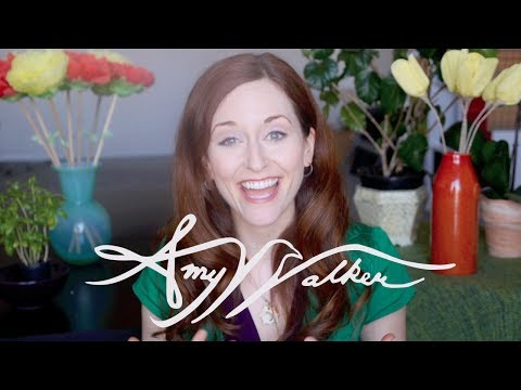 31 Accents of Love | Amy Walker