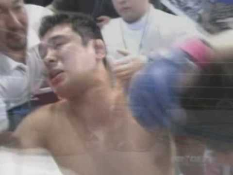 Superman: A tribute to Kazushi Sakuraba
