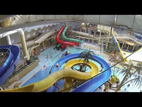 Blackpool Sandcastle Water Park Povs Youtube