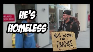 FOUSEY TUBE IS REALLY HOMELESS!!