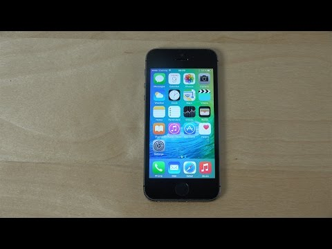 iPhone 5S iOS 9 Beta - Review (4K)