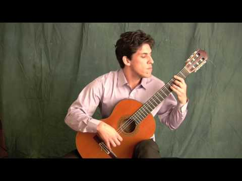Jorge Morel -- Sonatina, I. Allegretto