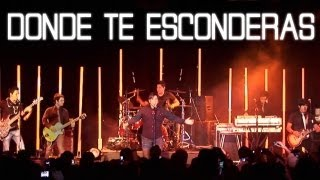Donde te esconderás - Edgar Lira - EN VIVO (HD)