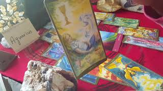 Aquarius - May 2018 Tarot Reading - YOU NEED VARIETY IN YOUR DAILY ROUTINE THIS MONTH
