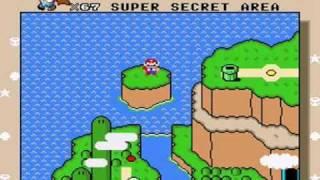 SMW Moon Edition - Super Top Secret Area