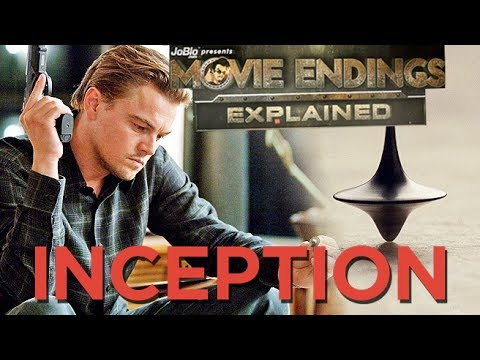 Christopher Nolan's INCEPTION - Movie Endings Explained (2010) Leonardo DiCaprio