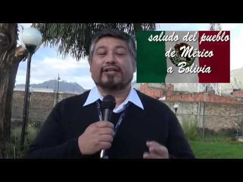 Saludo de: P.  Antonio Camacho - Mexico