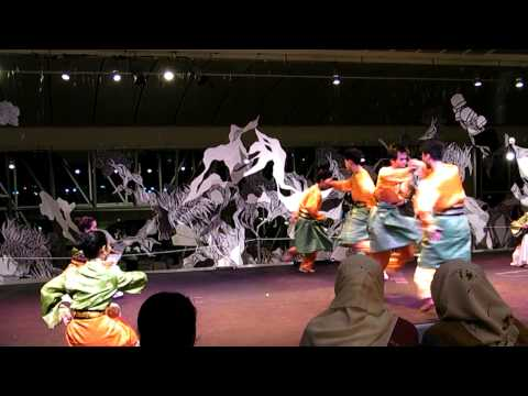 Njc Malay Dance - Zapin Ya Salam 2009 video