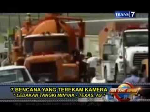On The Spot Trans 7 -  7 Bencana Alam Yang Mengerikan Dan Terekam Kamera video