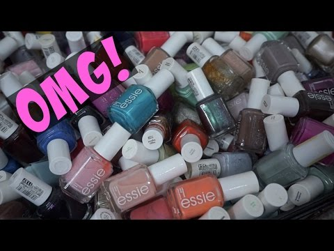 Nail Polish Collection-Essie   My Favorites & Not So Favorites   Young Wild and Polished