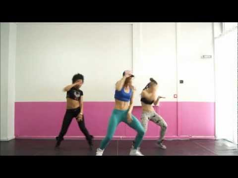 SEAN PAUL - Roll wid da don - Dancehall Choreography by Aya