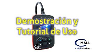 LAUNCH Creader VI Scanner Automotriz OBD2 CAN Demostracion y Tutorial - VENTAS COLOMBIA 3165156942
